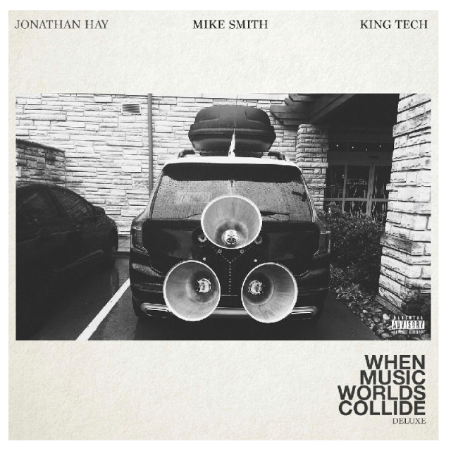 Digital Download- When Music Worlds Collide- Individual Tracks