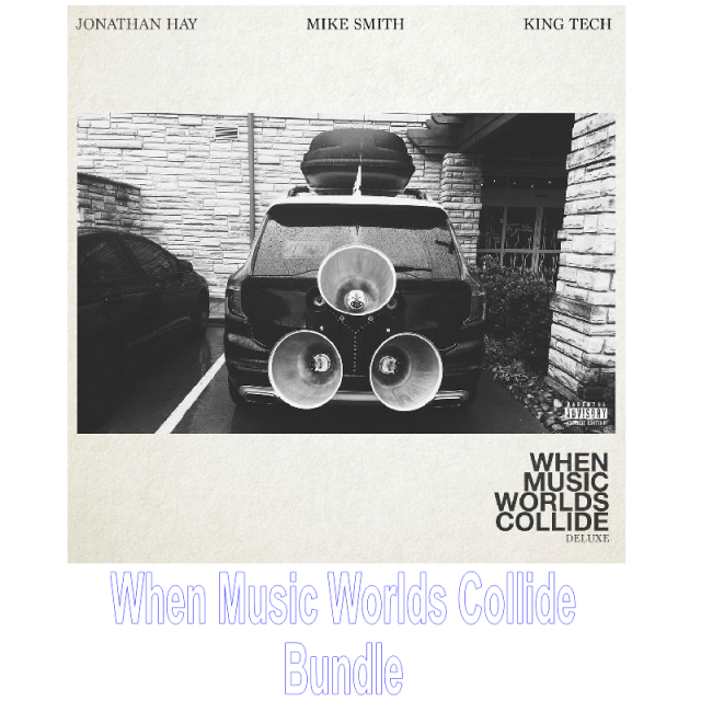 When Music Worlds Collide Bundle